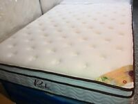"NEW 60""x78"" Queen 12"" Thick Pillow-top Mattress Only $450!"