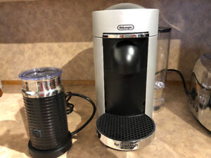 Delonghi Nespresso coffee maker