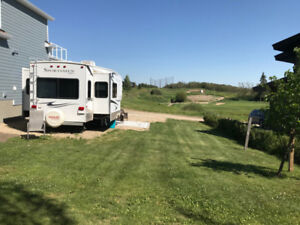 Lakeview RV or Home Lot at Whispering Pines Resort