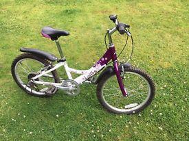 "20"" wheel Angel Dawes child's bike"