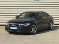 2014 64REGAudi A6 Saloon 2.0TDI ultra ( 190ps ) Tronic S Line NOT A5 A4
