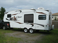 2010 Cougar Fifth Wheel