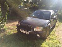 Subaru impreza GX Sport AWD,