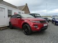 2014 (14) Land Rover Range Rover Evoque Dynamic 2.2 SD4 Auto ( 190 bhp )