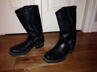 Men's Chippewa motorcycle boots