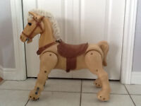 Original Marvel the Mustang toy pony - MUST GO
