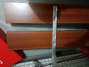 Selling the headboard only from the ikea HOPEN series queen bed