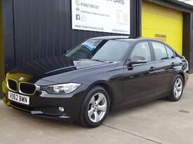 2012 (62) BMW 320 2.0d EfficientDynamics Diesel *Navigation* £20 road tax