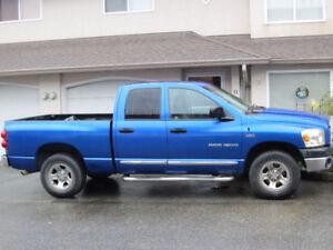 2007 Dodge Power Ram 1500 Pickup Truck 4 door