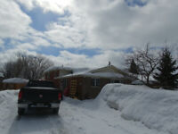 Foundation snow excavation/removal!!!