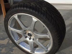 4 Westland low pro zrated tires
