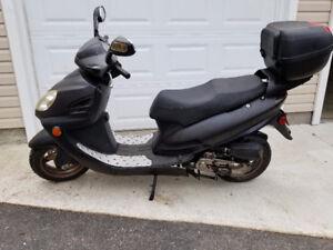 2007 Roketa YY5QT Scooter