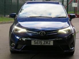 2015 15 TOYOTA AVENSIS 1.6 D-4D BUSINESS EDITION PLUS 5D 110 BHP DIESEL