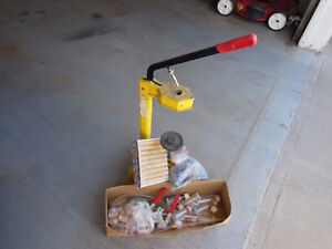 Wine Making tools and supplies