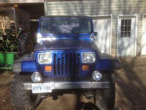 1992 custom jeep