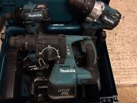 Makita brushless kit.