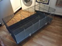 Extra large rabbit or guinea pig cage