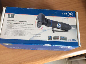 "JET 3"" HD Pneumatic Cut Off Tool"