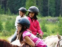 GIRLS Summer Horsecamps