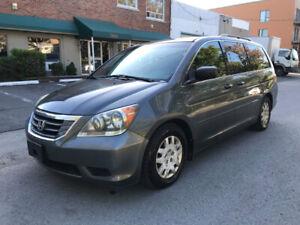 2008 Honda Odyssey LX 8 PLACE AC RADIO 6CD 4500$