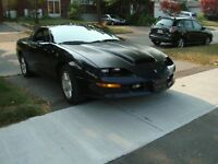 1995 Z28 Rolling chasis
