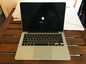 13-inch Retina Macbook Pro 2014 2.8ghz 500GB