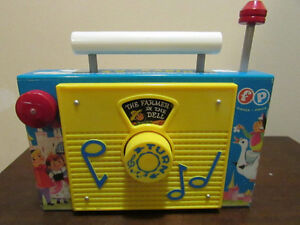 Fisher Price wind up record player and music box London Ontario image 1