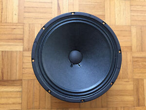 Speaker Eminence 50 Watts 12 pouces Gold Label - Mint 8ohms