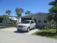 Mobile home for rent at Fort-Myers, Florida