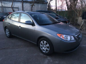 "2010 Hyundai Elantra GL "" ACCIDENT FREE/CERTIFIED/LOW KM"