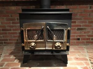 Wood Burning Stove - Woodcraft Heatcraft