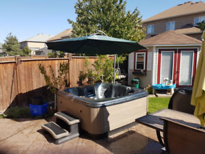 Hot Tub -7 seats, brand new cover, new jets, works well, Coleman