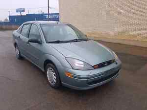 2003 Ford Focus w/Starter + New Tires! $2300