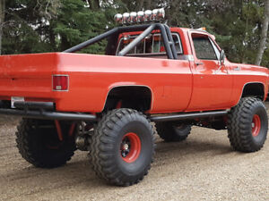 1979 MODIFIED CHEVY