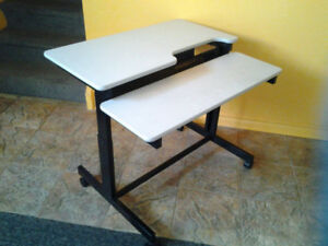 Adjustable table for children