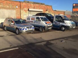 S.H RECOVERY. CAR & VAN RECOVERY SERVICE, HULL & EAST YORKSHIRE 🚗🚙