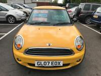 2007 (07) Mini Mini 1.4 One ** New Mot Issued On Purchase **