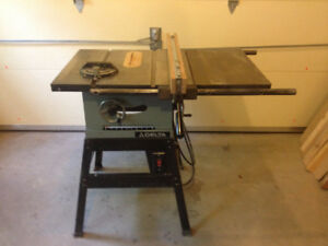 Banc de Scie / Table saw