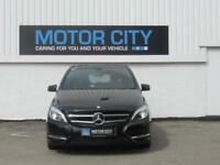2014 MERCEDES B-CLASS B180 CDI BLUEEFFICIENCY SPORT 5 DOOR HATCHBACK DIESEL