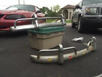1960s vw bug bumpers