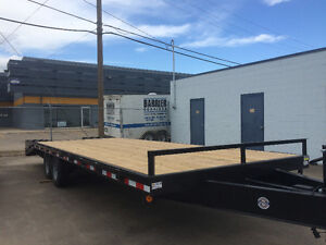 Must Sell-Brand New(2018) 25ft Deck Over Trailer (Reduced Price)