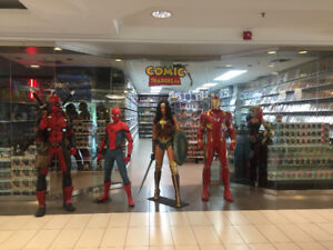 Sell Us Your Comics ,Toys, Action Figures, Funko Comictraders.ca