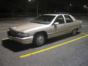 1994 Buick Roadmaster. The last of the real American muscle cars
