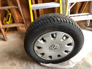 Brand New Continental WinterContact Tires (4)