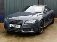 Audi A5 2.0 TDI S Line Coupe Special Edition ( 168bhp ) 2010 (10)