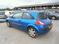 very good condition used Renault MEGANE 2003 car for instant sale