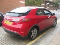 HONDA CIVIC 1.8 VTEC SE NEW SHAPE 57 REG ### 5 DOOR HATCHBACK