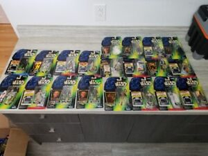 Figurines Star Wars*****5$ chacunes