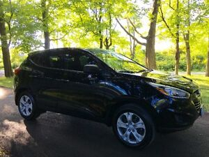 2015 Hyundai Tucson GL AWD (still under warranty) + Winter Tires