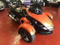 2008 (08) BOMBARDIER Can-Am Spyder 1000cc Can-Am Spyder 1000cc
